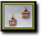 Gazebo Jewelry earings blowup